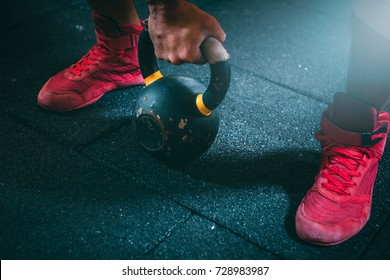 Weightlifting Shoes Stock Photos & Weightlifting Shoes Stock