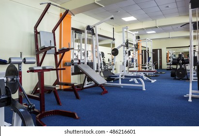 gym for training
