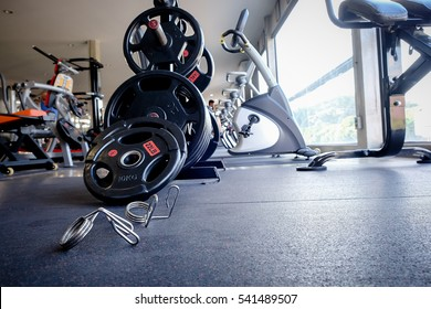 Gym Weights & Sizes