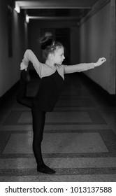 gymnastics little girl