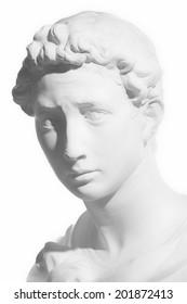 Gypsum Statue of St.George