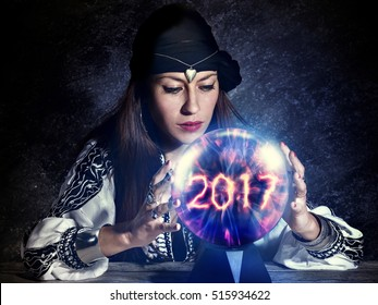 gypsy fortune teller forecast 2017