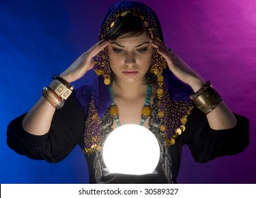 Image result for image fortune telling