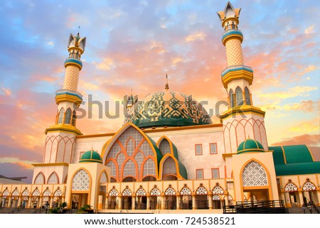 Habbul Wathan Mosque Islamic