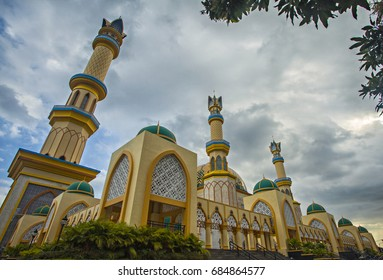 Habbul Wathan Mosque, Islmaic Centre of West Nusa Tenggara, Mataram, Lombok, Indonesia