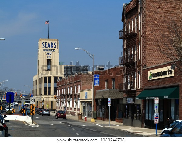 Hackensack New Jersey April 14 Vintage Stock Photo (Edit Now) 1069246706