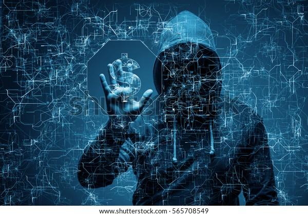 Hacker stiehlt Dollar von der Bank