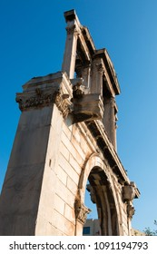 hadrian's arch athens capital of greece europe