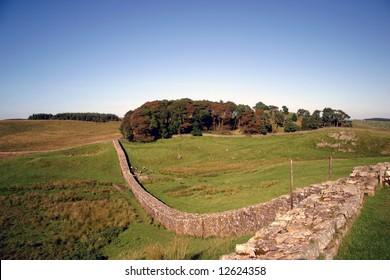 Hadrian's Wall (England & Scotland border)