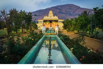 Hadshi Temple -Sri Satya Sai Pandurang Kshetra Temple in Pune India