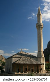 Hadzi-Kurt mosque, Mostar, Bosnia-Herzegovina