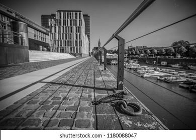 Hafen in Köln