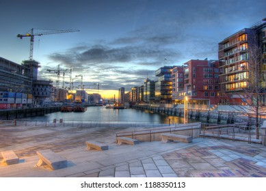 HafenCity Hamburg Constrution Place