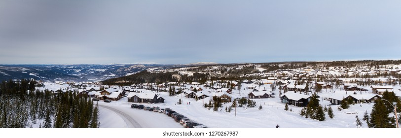 Hafjell in Norway