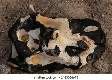 Hag Stone Images Stock Photos Vectors Shutterstock Buy cheap nature stones online from china today! https www shutterstock com image photo hag stone lying on sand close 1483036673
