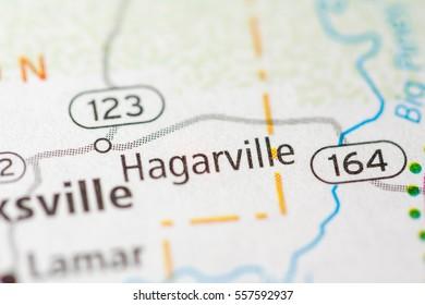 Hagarville. Arkansas. USA
