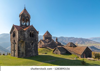 Haghpat Monastery and Church in Armenia