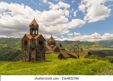 Haghpat Monastery, also known as Haghpatavank (Armenian: Հաղպատավանք), is a medieval monastery complex in Haghpat, Armenia