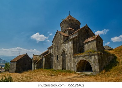 Haghpat Mountain Monastery in northern Armenia