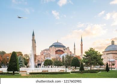 Hagia Sophia, Ayasofya Istanbul, Turkey
