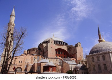 The Hagia Sophia (Ayasofya) , Istanbul, Turkey