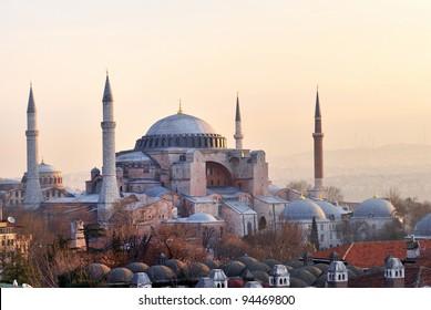 Hagia Sophia, Great Church in Istanbul
