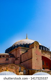 Hagia Sophia ( Turkish: Ayasofya) is the former Greek Orthodox Christian patriarchal cathedral, later an Ottoman imperial mosque and now a museum (Ayasofya Müzesi) in Istanbul, Turkey. Built in AD 537