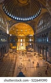 Hagia Sophia-Istanbul-Turkey 08-02-2013