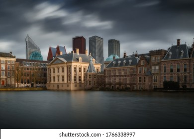 The Hague (Den Haag) city old town, Netherlands (Holland)
