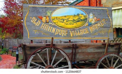 Hahndorf, South Australia/Australia- 2013: Hahndorf, Adelaide Hills
