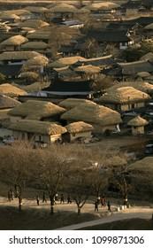 Hahoe Village, Andong, South Korea