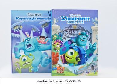 Monsters Inc Images, Stock Photos & Vectors | Shutterstock