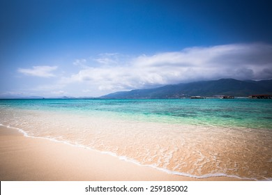 Hainan tropical island, China