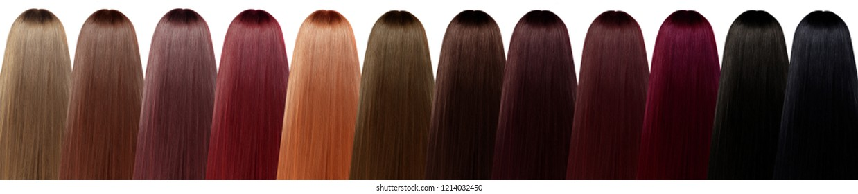 Red Hair Swatch Stock Photos, Images & Photography ...