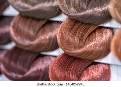 Hair Dye Shades Images, Stock Photos & Vectors   Shutterstock