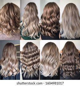 hair coloring many different options