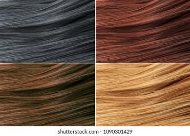 Hair Swatch Images, Stock Photos & Vectors | Shutterstock