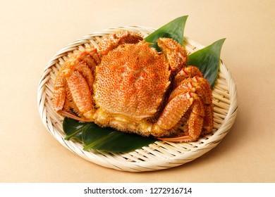 Hair crab image