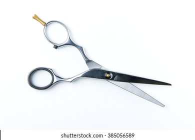 hair cutting scissors for hairdressers in beauty salon