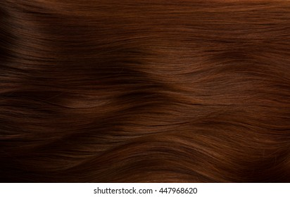 Hair red. Textures, background