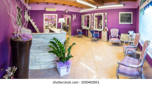Hair Salon Shabby