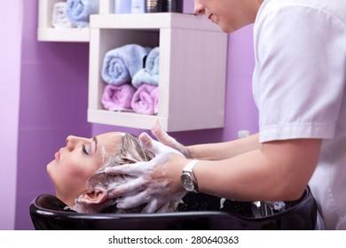 Hair Washing Hairdressing Salon Ectopic Pregnancy Signs Treatment Future