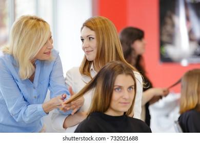 hairdresser training