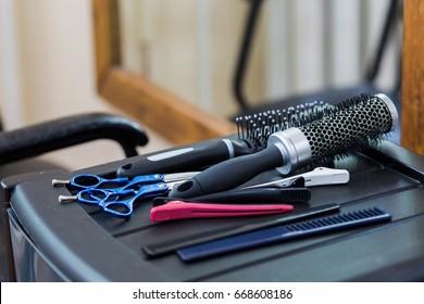 hairdressing salon details