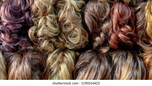 Hairpiece- toupee shop