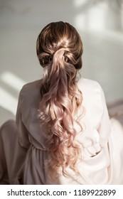 hairstyle rear view