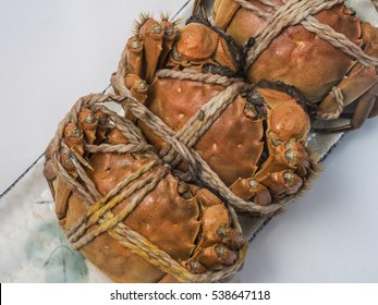 The hairy crab