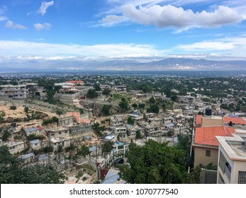 Haiti Houses from Above