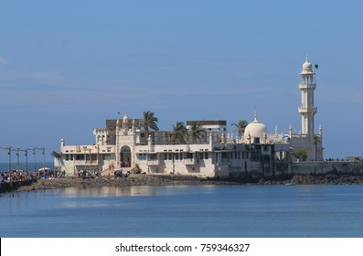 Haji Ali Dargah mosque Mumbai India