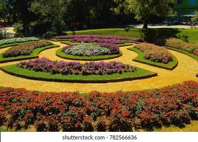 hakgala botanical garden Nuwara Eliya Sri Lanka